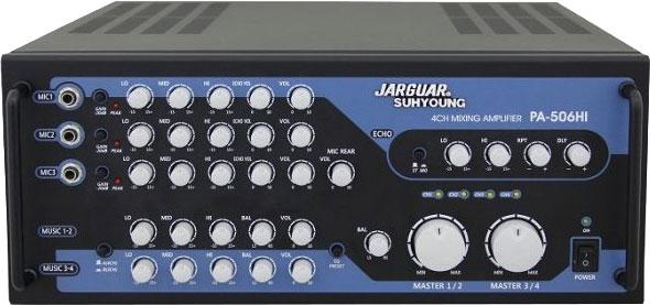 3 mic cắm của amply PA-506HI