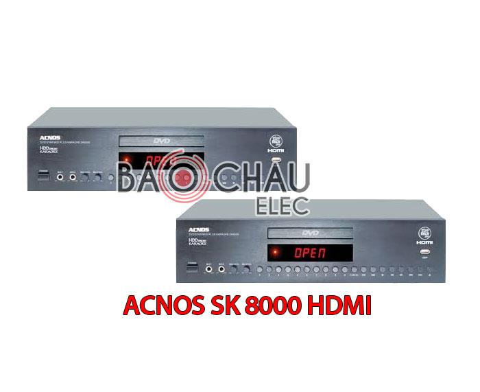 ACNOS SK 8000 HDMI