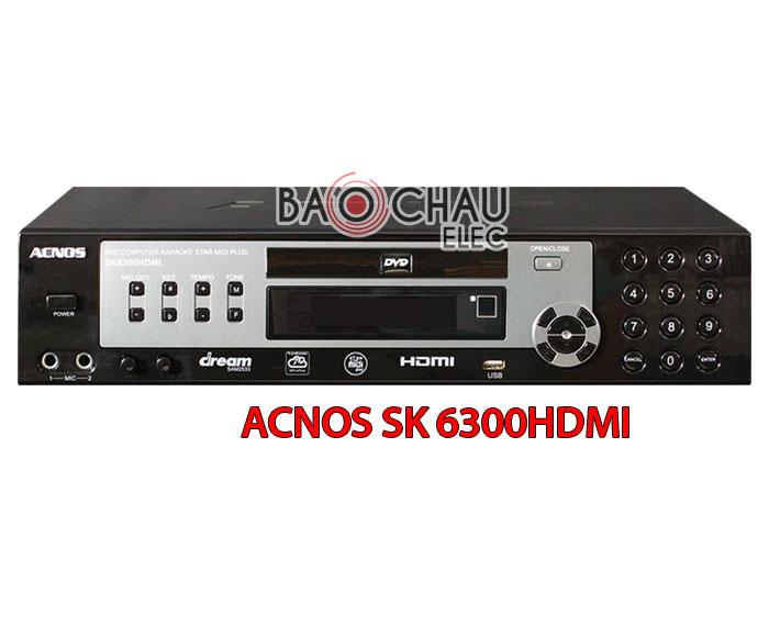 ACNOS SK6300HDMI