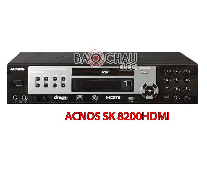 ACNOS SK8200HDMI