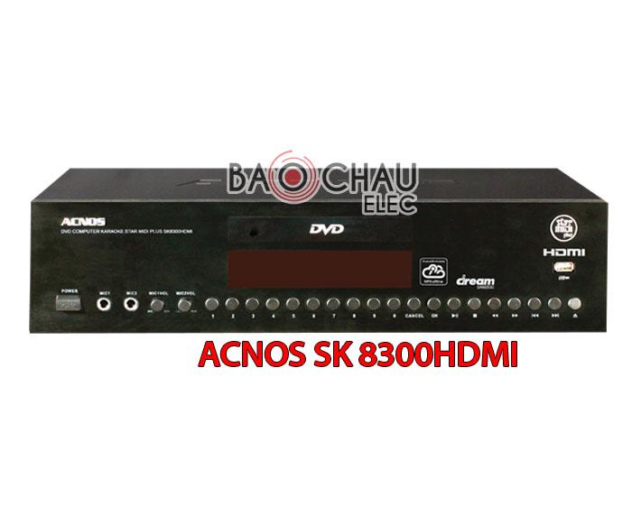 ACNOS SK8300HDMI