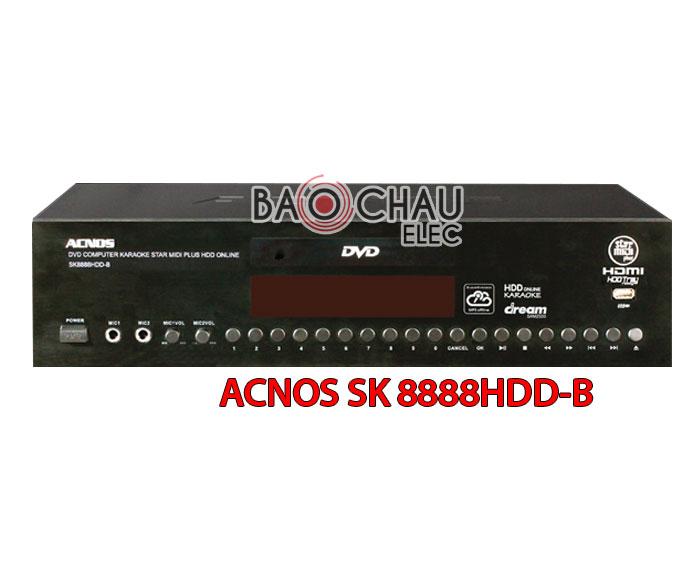 ACNOS SK8888HDD-B