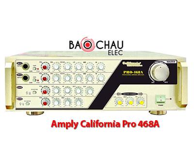 California 468A