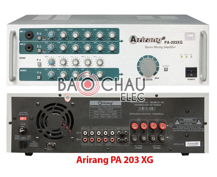 AMPLY ARIRANG PA 203 XG