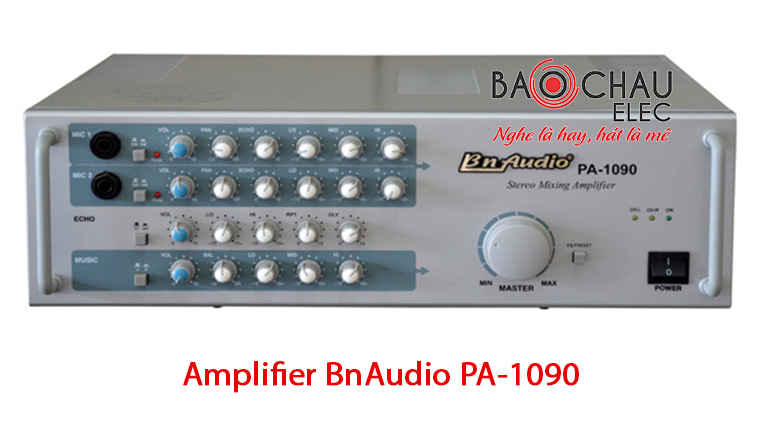 Amply BnAudio PA-1090