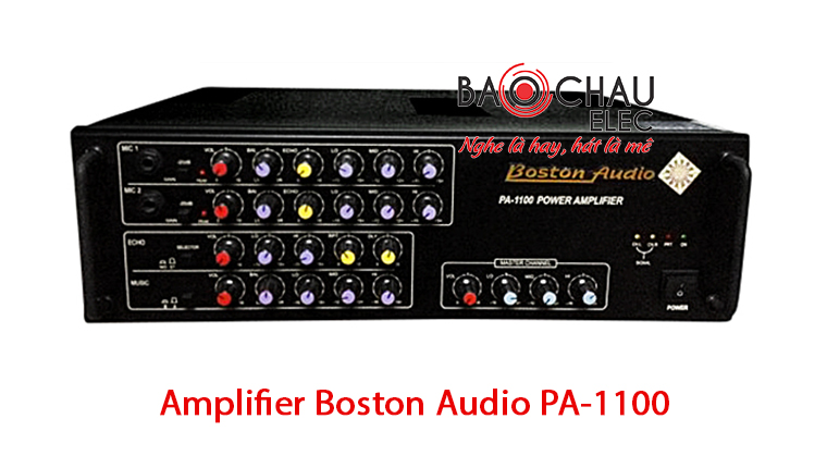 Amply Boston PA-1100
