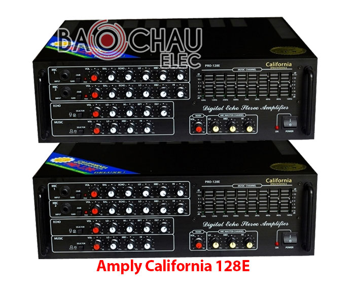 Amply California 128E