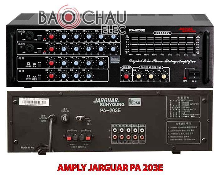 Amply Jarguar PA 203E