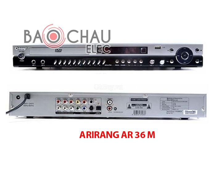 Đầu karaoke Arirang AR 36M