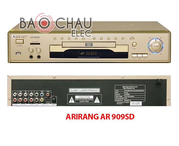 Đâu karaoke Arirang AR 909SD