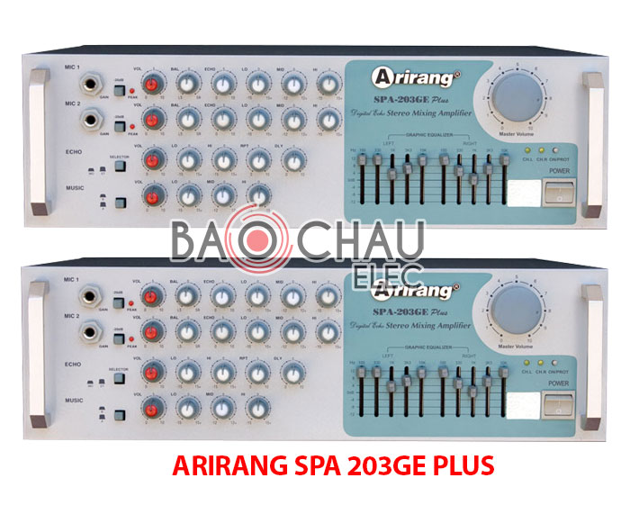 Amply Arirang SPA 203GE Plus