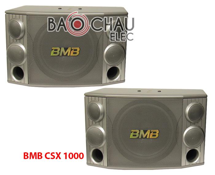 Loa BMB CSX 1000 hàng bãi