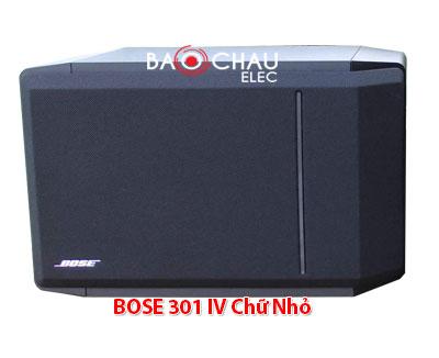 BOSE 301 series IV ( hàng bãi- chữ nhỏ)