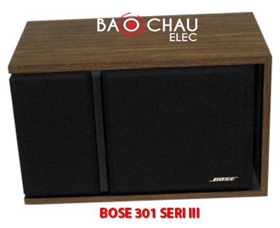 BOSE 301 Seri III (Black)