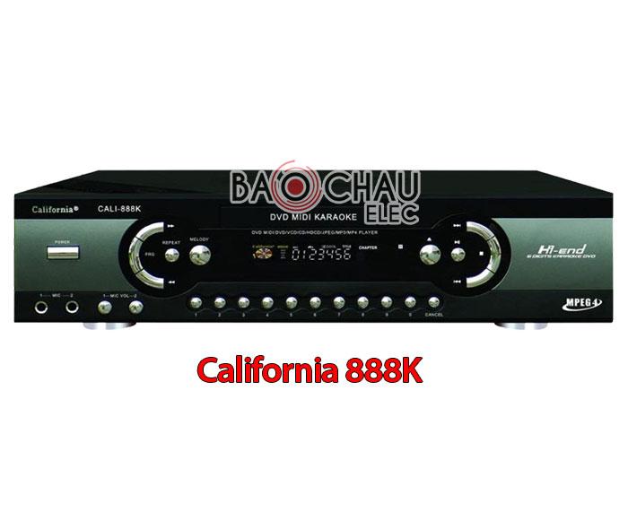 California 888K