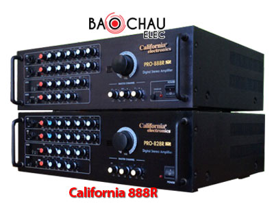 California 888R