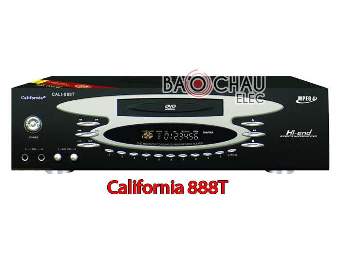 California 888T