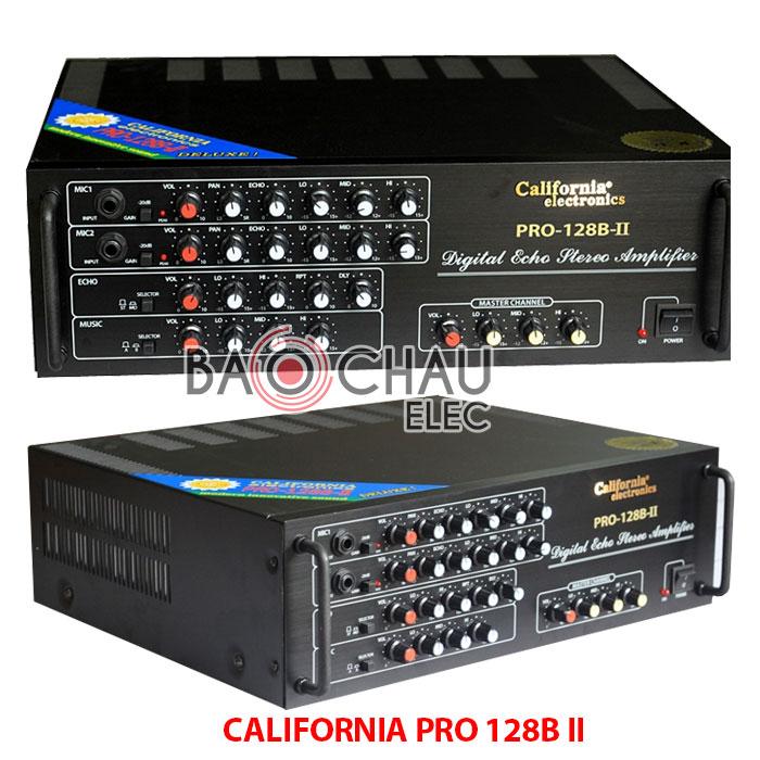 Aply CALIFORNIA PRO 128B II