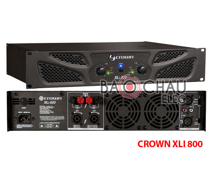 CROWN-XLI-800
