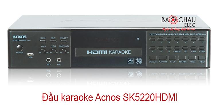 Dau Acnos SK5220HDMI