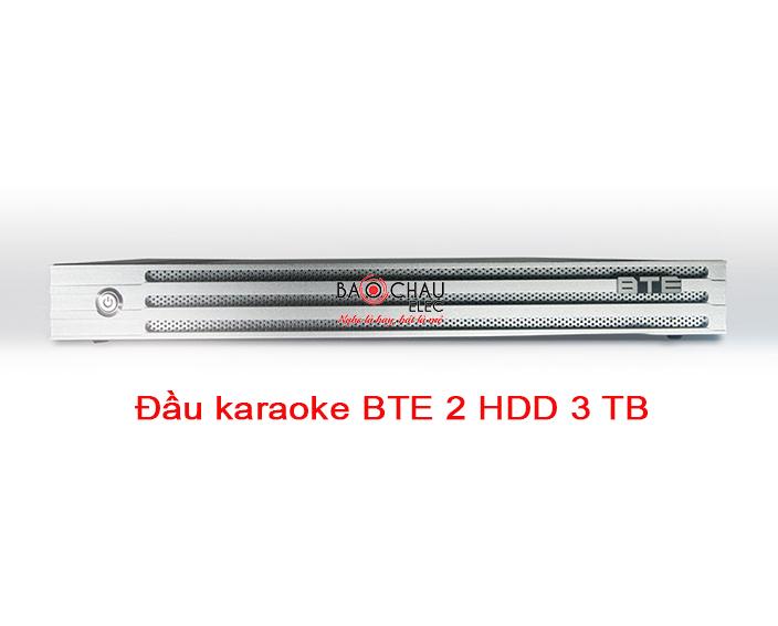 Đầu BTE 2 ổ cứng 3TB