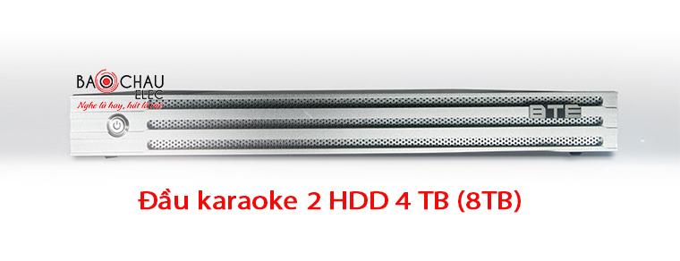 Dau BTE 2 HDD 4TB