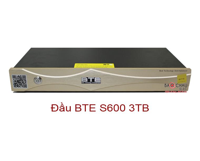 Đầu BTE S600 3TB Gold
