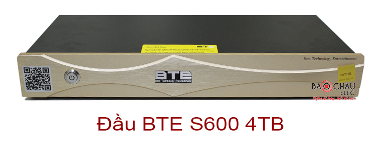 Dau BTE S600 4TB mini