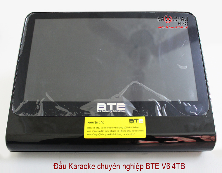 Đầu BTE V6 4TB