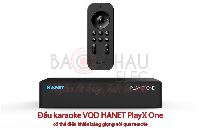 Đầu karaoke Hanet PlayX One 4T