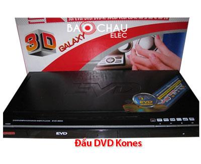 DVD Kones