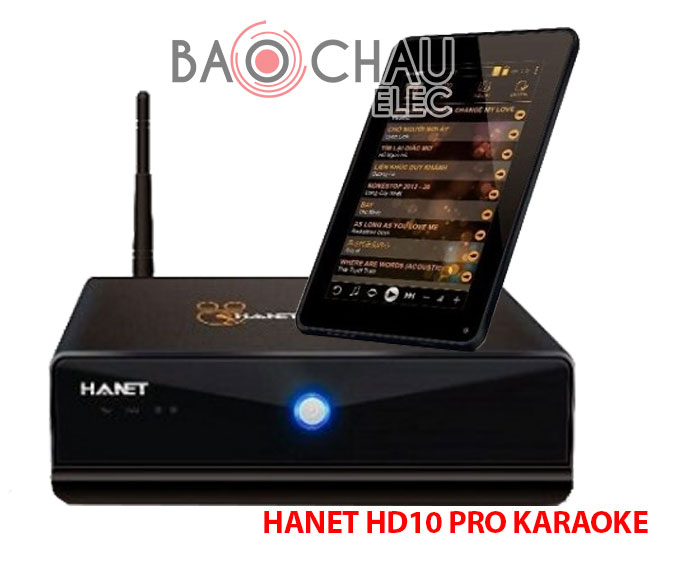 Đầu HANET HD10 PRO Karaoke