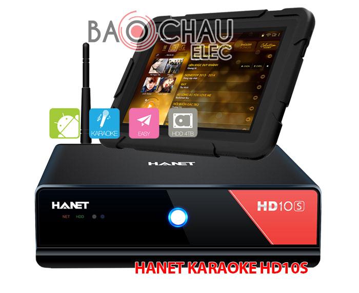 Đầu HANET KARAOKE HD10S 2TB