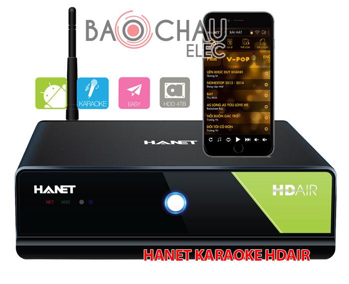 Đầu HANET KARAOKE HDAIR 2TB