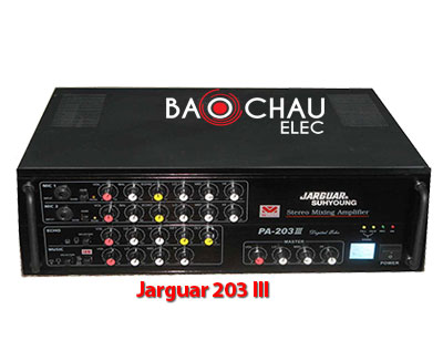 Amply Jarguar PA 203 III (SG)