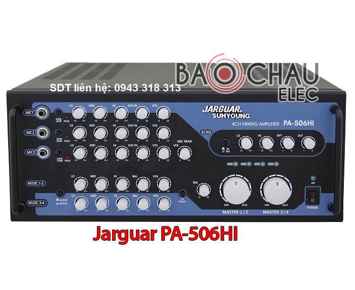 Amply Jarguar PA-506HI