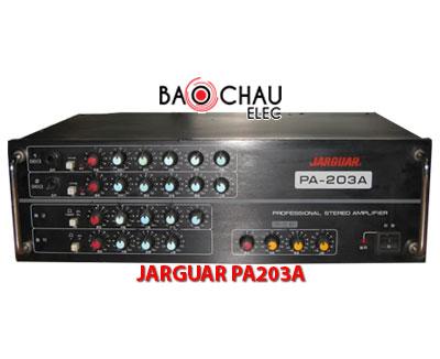 Amply Jarguar PA 203A (hàng bãi)