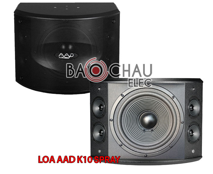Loa Karaoke AAD K10 Spray