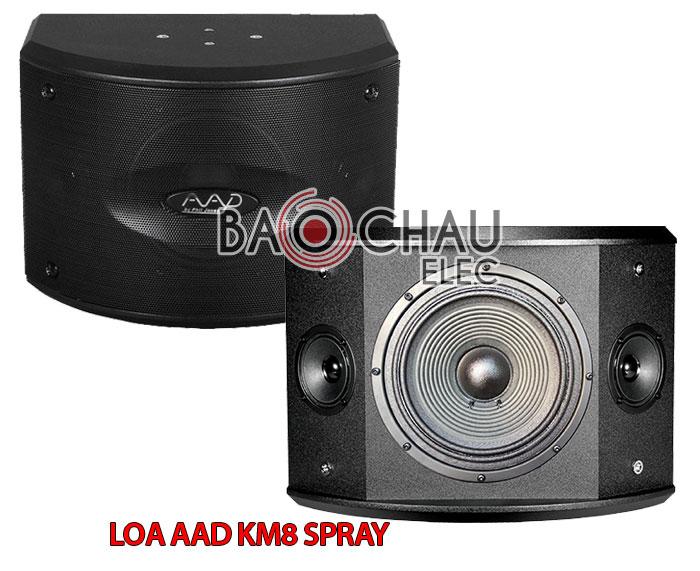 Loa AAD KM8 Spray