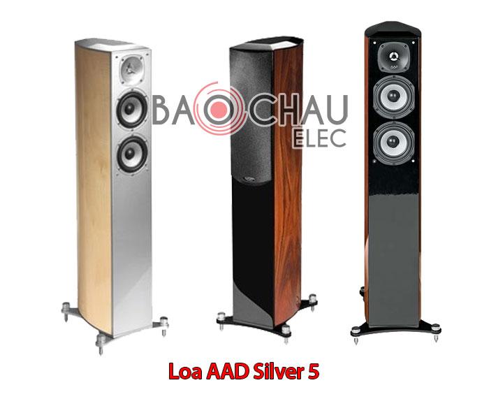 Loa AAD Silver 5