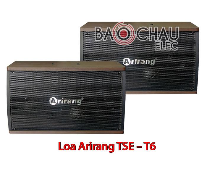 Loa Arirang TSE – T6 (NK HQ)