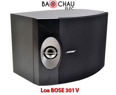 Loa BOSE 301 seri V hàng bãi