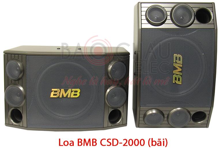 Loa BMB CSD-2000 (Hàng bãi)