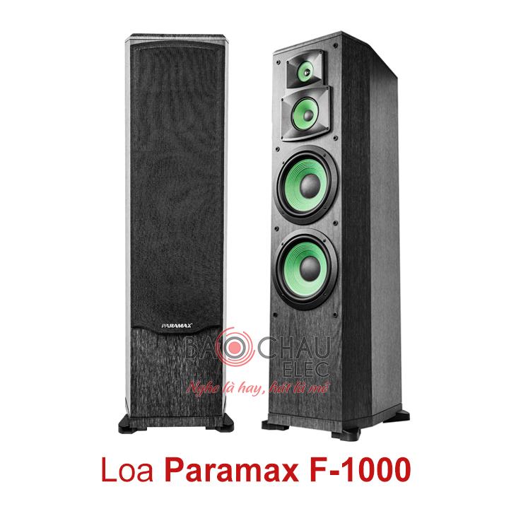 Loa đứng Paramax F-1000