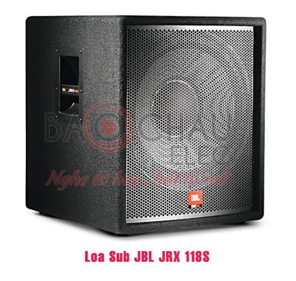 Loa JBL JRX 118S - Chau Audio