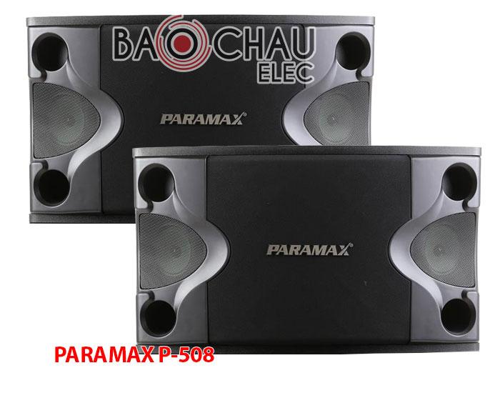 Loa PARAMAX P-508
