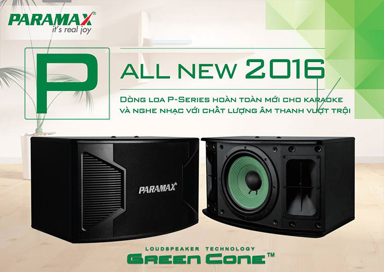 Paramax P-series