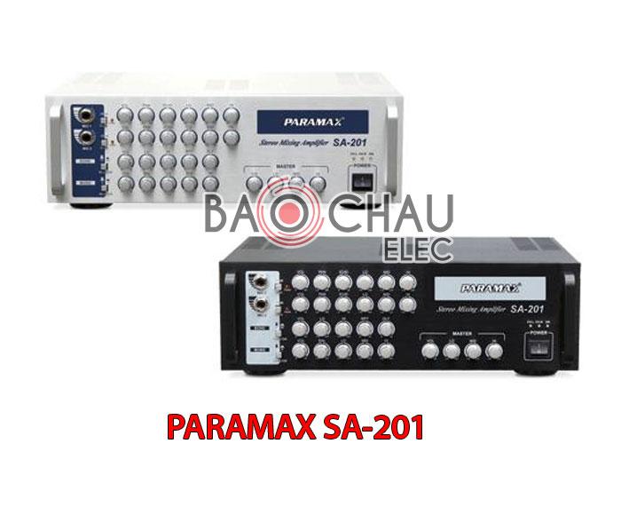 Amply PARAMAX SA-201