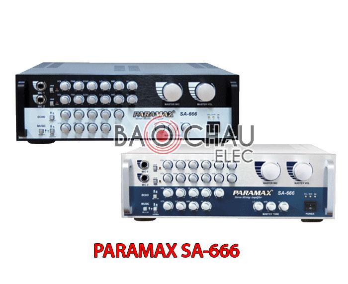 PARAMAX SA-666