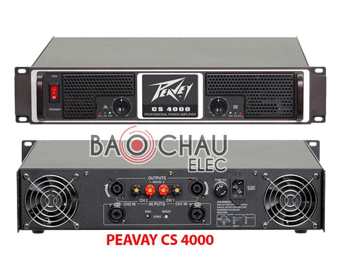 PEAVAY CS 4000